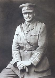 Major James Leadbitter Knott